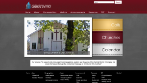 Lutheran Church Canada – Central District